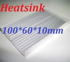 100x60x10mm Heatsink, Aluminum Heat-Sink, Heat Sink for LED, Power Transistor