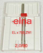 Elna Lock Sewing Machine / Serger Double Needle ELZ-90