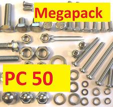 Honda PC50 -  Nut / Bolt / Screw Stainless MegaPack