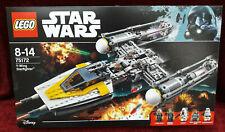 STAR WARS LEGO Y-WING STARFIGHTER 75172 NEW