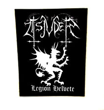 TSJUDER - Legion Helvete - Backpatch - Rückenaufnäher - Aufnäher - Neu - #166