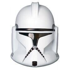 Adult Clone Trooper Mask Costume Accessory Adult Star Wars Halloween