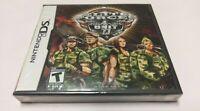 Elite Forces: Unit 77 (Nintendo DS, 2009) NDS 2DS 3DS NEW
