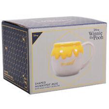 "Disney Winnie The Pooh ""Hunny"" Ceramic Shaped Mug in Gift Box"