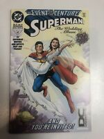 Superman Wedding Album (1996) # 1 DC Universe Logo (VF/NM)