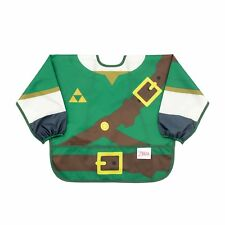 Bumkins Nintendo The Legend of Zelda Sleeved Costume Bib (6-24 Months)