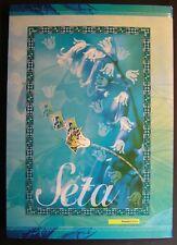 """2001  Italia  Folder  """" Campanula Morettiana   """"   MNh**"""