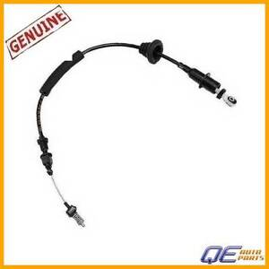 Carburetor Accelerator Cable Mercedes-Benz 190E 190D Genuine 2013006830