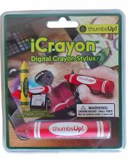 Thumbs Up Red iCrayon Stylus for iPad iPhone iPod Touch Christmas Stocking