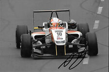 Alex Lynn SIGNED ,Theodore Racing Prema Dallara  F3 Macau Winner 2013