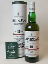Laphroaig 10 Years Old Single Malt Cask Strength 03 / 2016 Batch 008 59,2%25%25 70cl