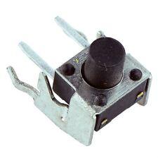 10 X 6x6mm ángulo recto interruptor momentáneo PCB Táctil 7.0mm
