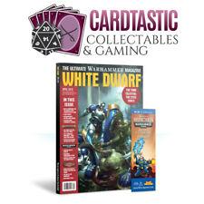 White Dwarf: April 2019 Warhammer Magazine