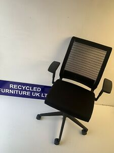 Steelcase Think Task Chair Mint Condition Bargain £150