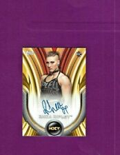 RHEA RIPLEY 2020 TOPPS WWE WOMEN'S DIVISION WRESTLING  CARD ROOKIE AUTO 03/10