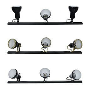 Track Light with 3 Adjustable Spot light For Ceiling - Wall LED Light