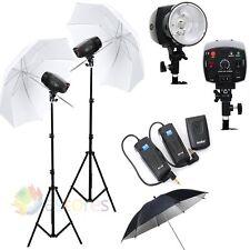 GODOX K-180A 360W 2x180W Photography Studio Strobe Flash Lighting Light Kit