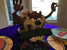 Vintage Tasmanian Devil Animated Talking Phone Lights & Sound