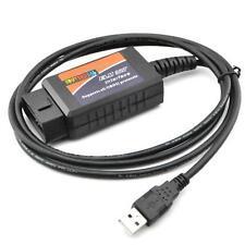 ELM327 V1.5 USB Interface ODBII ODB2 Diagnostic Car Auto Scanner Tool Cable Scan
