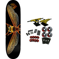 """Powell Peralta Skateboard Complete Biss Potter Wasp Flight 8.0"""" x 31.45"""""""