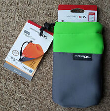 Green Padded Case Cover Bag for Nintendo 3DS XL 3DS DS lite DSi DS XL New 3DS