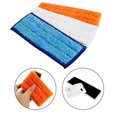3pc Mopping Pads Washable Damp & Dry Mop Replacement For iRobot Braava Jet 240 Q