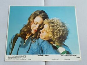 hand signed Susan Dey color photo autographed 8 x 10 1977 First Love lobby card
