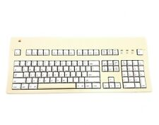Vintage Apple M3501 Extended Keyboard II With Color Mac Logo Macintosh No Cord