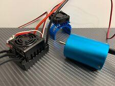WP-10BL50 3500KV Brushless ESC Motor Fits Traxxas 1/10 Slash Stampede 4X4 TRX