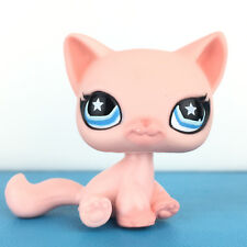 Authentic Littlest Petshop 959 Siamese Kitty Cat / Chat Siamois LPS Pet Shop .