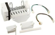 Refrigerator Icemaker Kit w/Power Cords Fill Cup Ge Fridge Ice Maker Wr30X10093