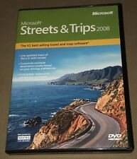 Microsoft Streets and Trips 2008 With Product Key