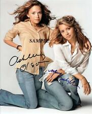 MARY KATE ASHLEY OLSEN #1 REPRINT AUTOGRAPHED SIGNED 8X10 PHOTO FULL HOUSE RP