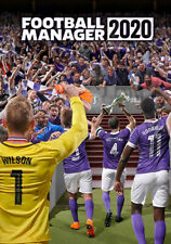 Football Manager 2020 PC [Steam Key] No Disc