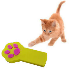 New Funny Laser Toy Pet Cat Dog Interactive Automatic Red Laser Pointer Exercise