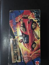 Last Action Hero EVIL EYE ROADSTER car vehicle NIB Mattel 1993 Never Opened!