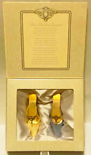 2002 Just The Right Shoe From This Day Forward Wedding Gift Set 25777