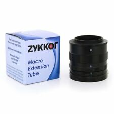 Zykkor Macro Extension Tube Set fo Pentax K/PK SLR Film/Digital Camera,US seller