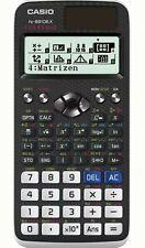 Casio FX-991DE X Schulrechner - Schwarz OVP