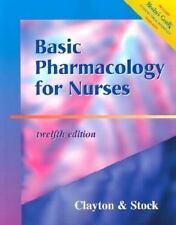 Basic Pharmacology for Nurses (12th Edition)