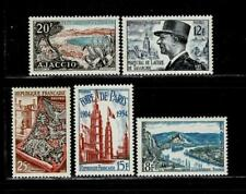 France:année 1954 ,5 timbres neufs **