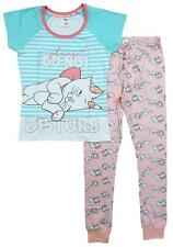 Womens Pyjamas Disney Pjs Aristocats Marie Ladies Do Not Disturb sizes 8 to 22
