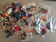 60 Non Lego Minifigures Megablok Heroes some new minifig lot L410