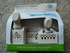 Martha Stewart Punch intorno alla pagina Punch Set-Rings Design