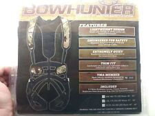 Hunter Safety System X-1 Bowhunter Treestand Harness l/xl Large/X-Large mens