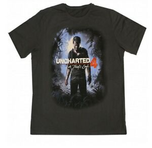 Uncharted 4 Thief's End - Men's t shirts New without tags