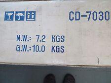 Numark  professional dual CD player CD-7030
