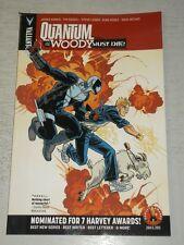 Quantum and Woody Paperback Must Die! Volume 4 TPB  < 9781939346629