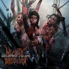 "NECROTIC DISGORGEMENT ""Documentaries of Dementia"" death metal CD"