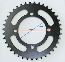 420 41T Rear Sprocket Pit Dirt Bike SDG SSR Pitster Pro Coolster Lifan 110 125